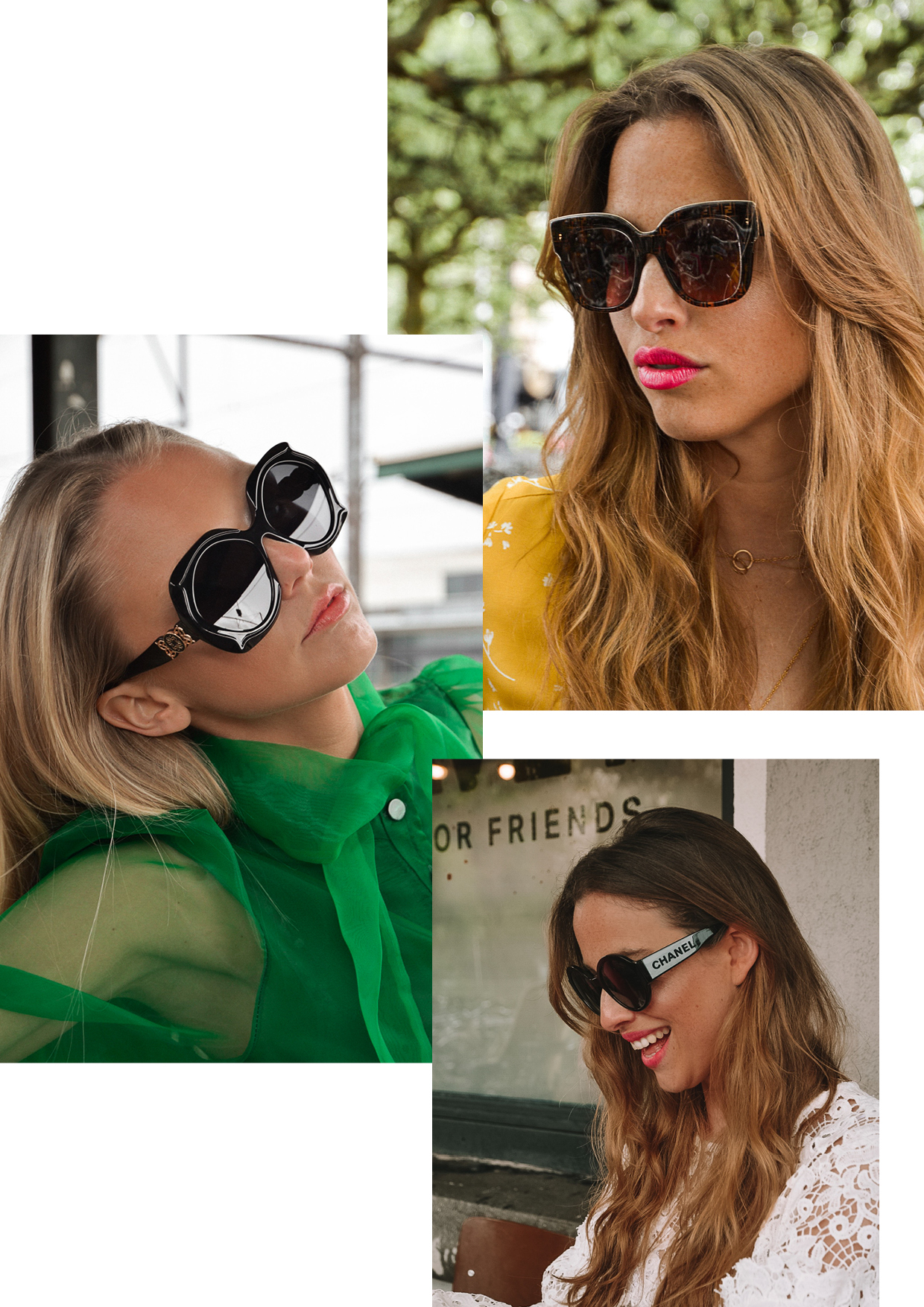 Logo sunglasses, it's a thing! - MySunglassBoutique